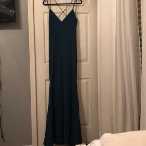 prom/evening gown